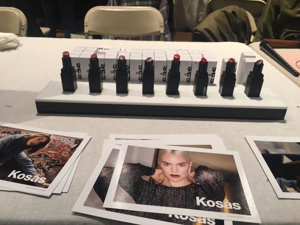 craft-fair-kosas-lipstick