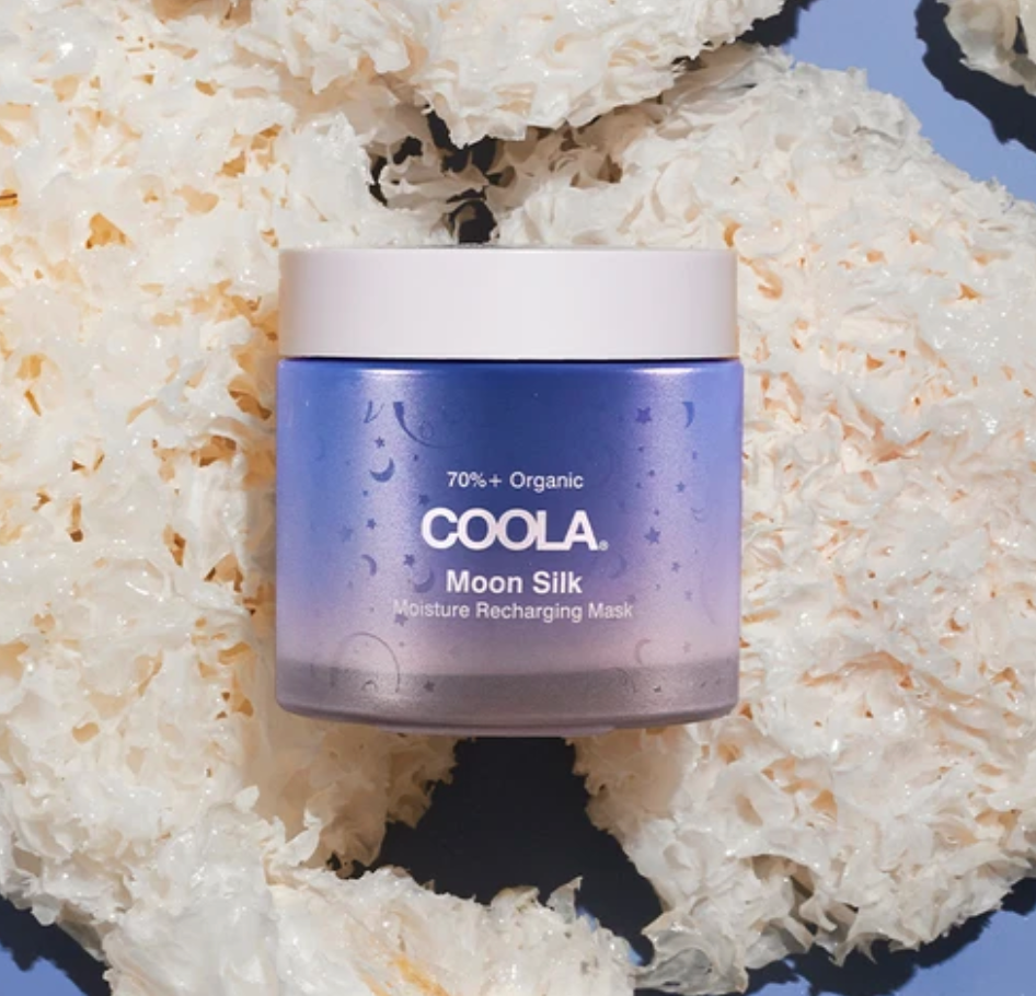 coola's moon silk moisture recharging mask